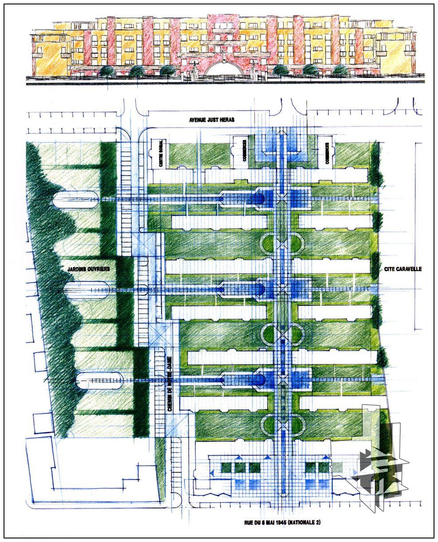 Gecele_architecture